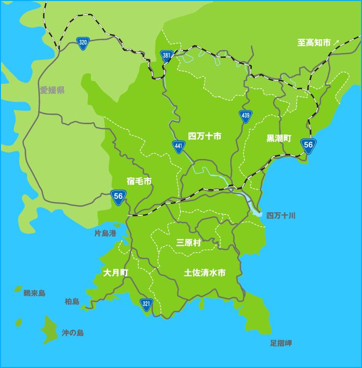 HATA AREA MAP